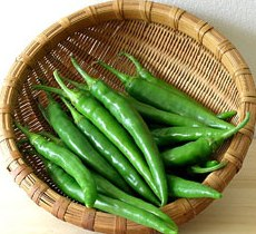 Health Benefits of Chillies.