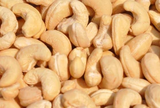 Health Benefits of Cashew.