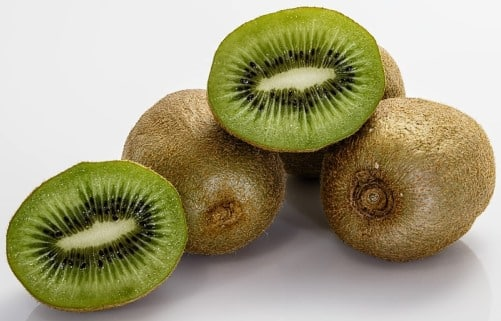 Health Benefits Of Kiwi Fruit.