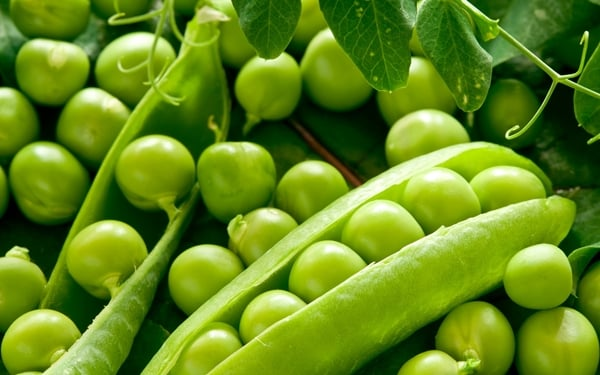 Health Benefits of Green Peas.