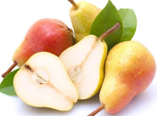 Health Benefits of Pears.