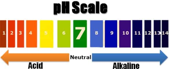 Soil pH Scale.