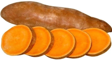 Sweet Potato Health Benefits.