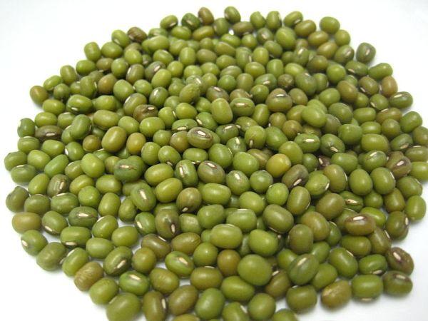 Green Gram Seeds.
