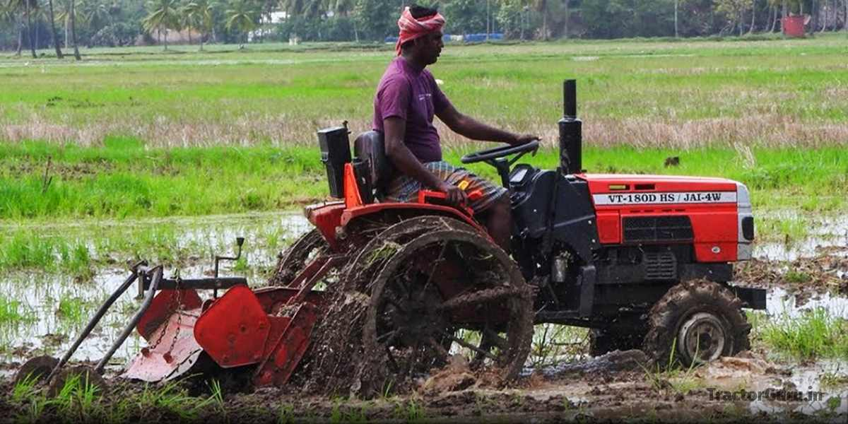 Tractor Role in Agriculture.