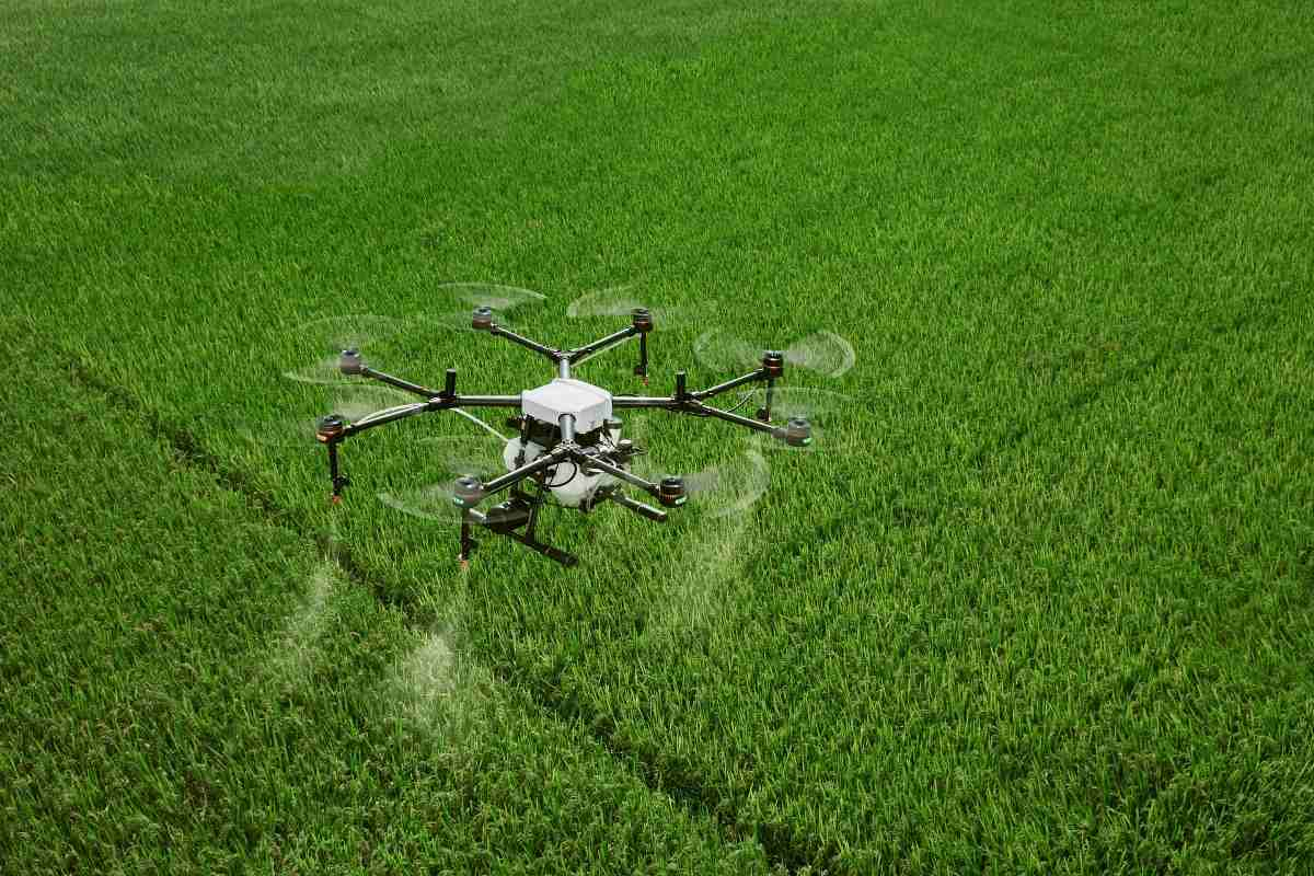 Agriculture Drone.